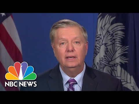 Senator Lindsey Graham: Sessions Likely Out After Midterms   NBC News