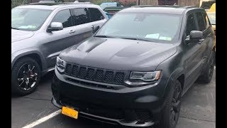 JEEP TRACKHAWK:  ELECTRONIC COUNTERMEASURES