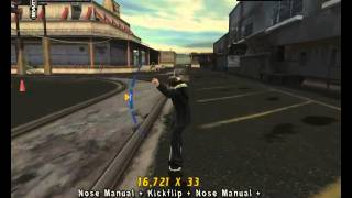 tony hawk`s pro skater 4 high score fail.
