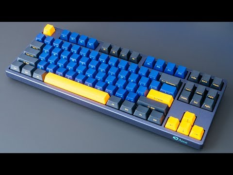 Best TKL Board Under $100? ~ Akko 3087 Mechanical Keyboard Review