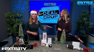 'Extra's' Holiday Deal Drop: Jewelry, Wireless Earbuds, and Hair Dryers