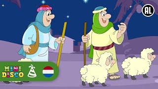 De Herdertjes Lagen Bij Nachte - Minidisco Vrolijk Kerstfeest