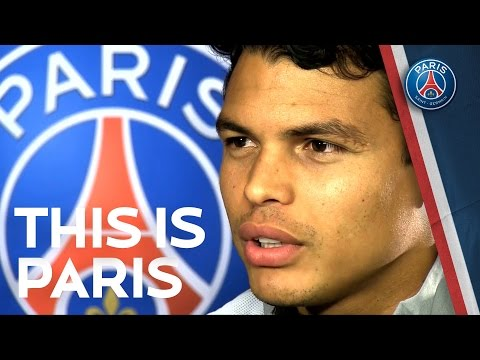 THIAGO SILVA INTERVIEW (ENG)