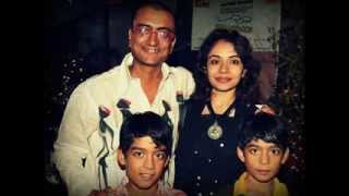 Champaklal (Amit) WITH REAL FAMILY Taarak Mehta Ka Ooltah Chashmah 13 NOVEMBER 2015 EPISODE 1805