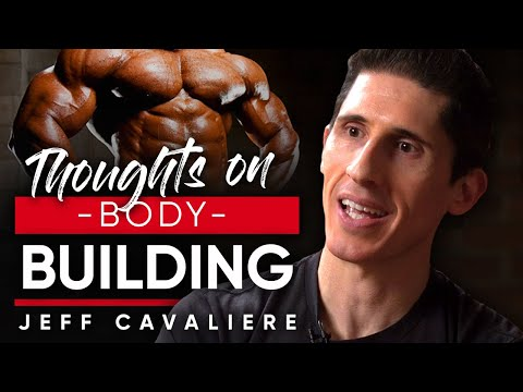 """STEROIDS IN BODYBUILDING: """"The Risks Bodybuilders Take Are Insane And Short Term"""" - Jeff Cavaliere"""