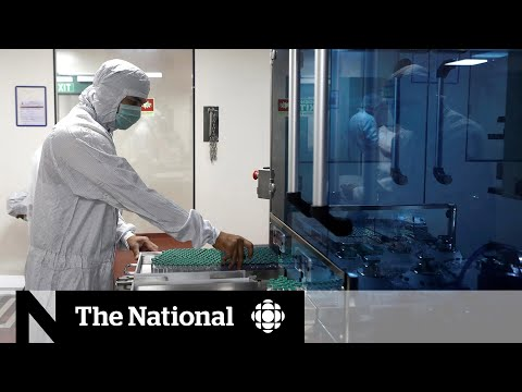CBC News: The National: Inside the scramble to mass produce a COVID-19