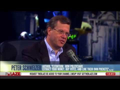 Peter Schweizer Talks Extortion with Glenn Beck
