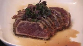 Spicy Tuna Steak Recipe : Delicious Dishes