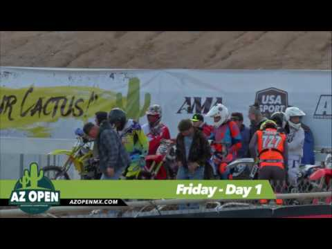 2016 AMA AZ Open presented by PJ1 - Friday