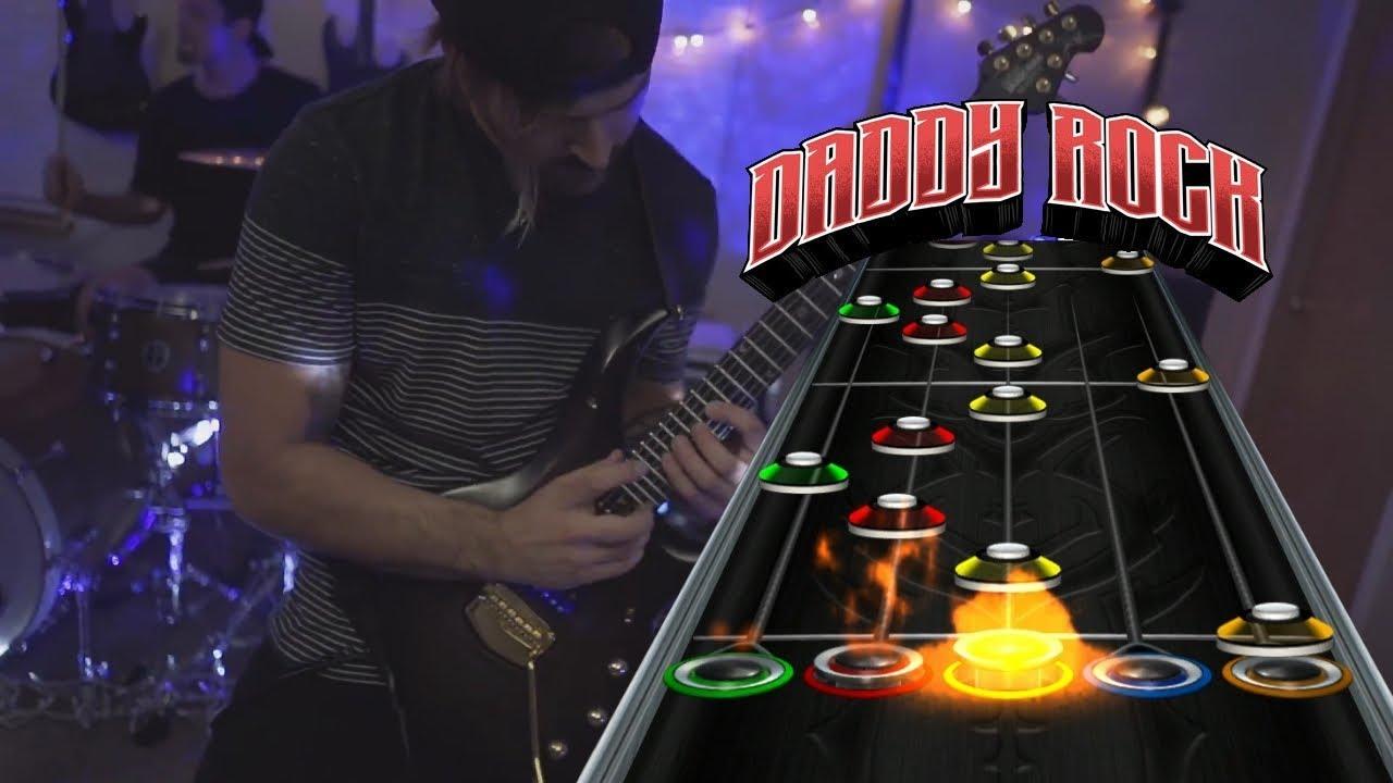 Daddy Rock - Rockstar (Post Malone Cover) (Clone Hero Custom