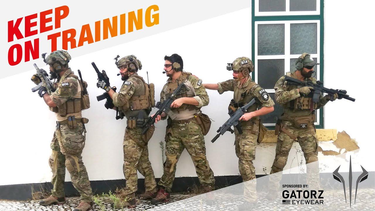 Keep on Training! [ New World Reality ] [ Airsoft Motivation ]