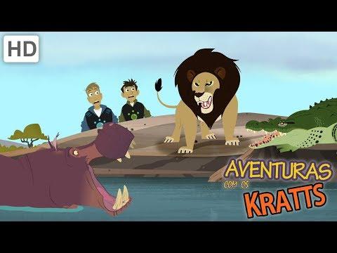Aventuras com os Kratts - Os Animais Mais Mortíferos da África