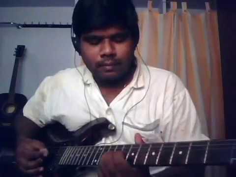 Surya - Mun Andhi Chaaral - 7th senseon guitar