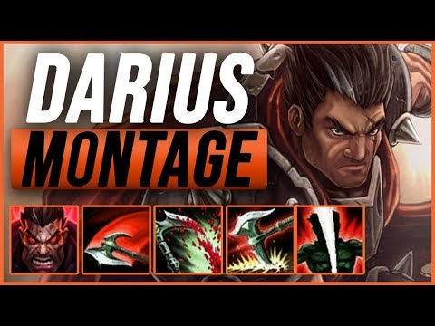 Darius Montage 14 - Best Darius Plays pre-season 9 - League of Legends thumbnail
