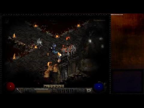 Diablo 2.LoD+PlugY. Харрогат, и фарм Коровника