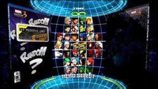 Marvel vs. Capcom 3 - PS3 Gameplay Footage