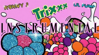 Ronny J feat. Lil Pump - TRIXXX Instrumental