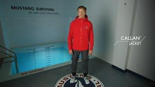 Callan Jacket | Mustang Survival
