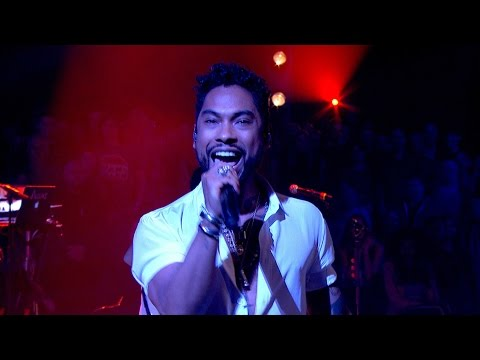 Miguel - Coffee - Later… With Jools Holland - BBC Two