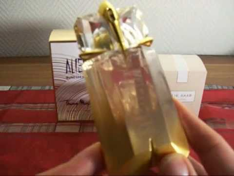 Thierry mugler alien elie saab le perfum youtube for Thierry mugler a travers le miroir