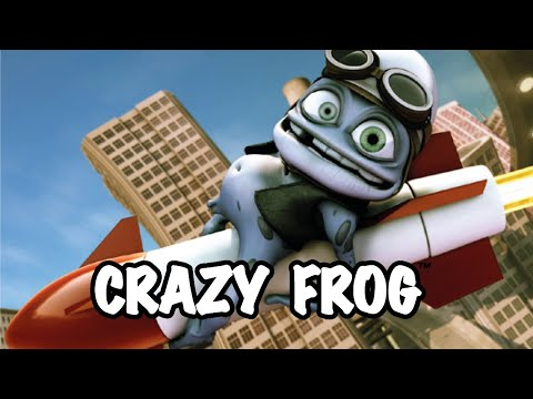 Axel F remix - Crazy Frog - полная версия