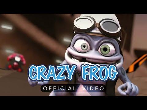 Crazy Frog - Axel F - Как поздравить с Днем Рождения