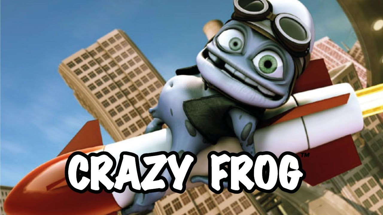 Crazy Frog - Axel F (Official Video)\