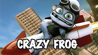 Video Crazy Frog - Axel F download MP3, 3GP, MP4, WEBM, AVI, FLV Mei 2018