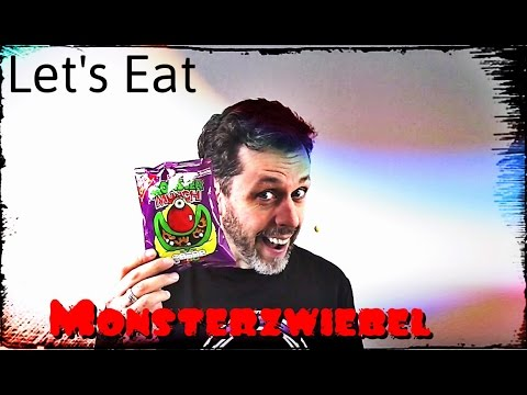 Let's Eat Monster Munch Pickled Onion - SweetsChecker - Süßigkeiten test