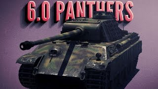 Beware the Allure of the Tiger, Try the Panthers - War Thunder