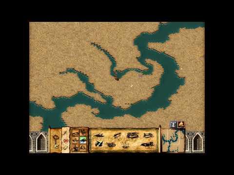 Как сделать карту в Stronghold Crusader