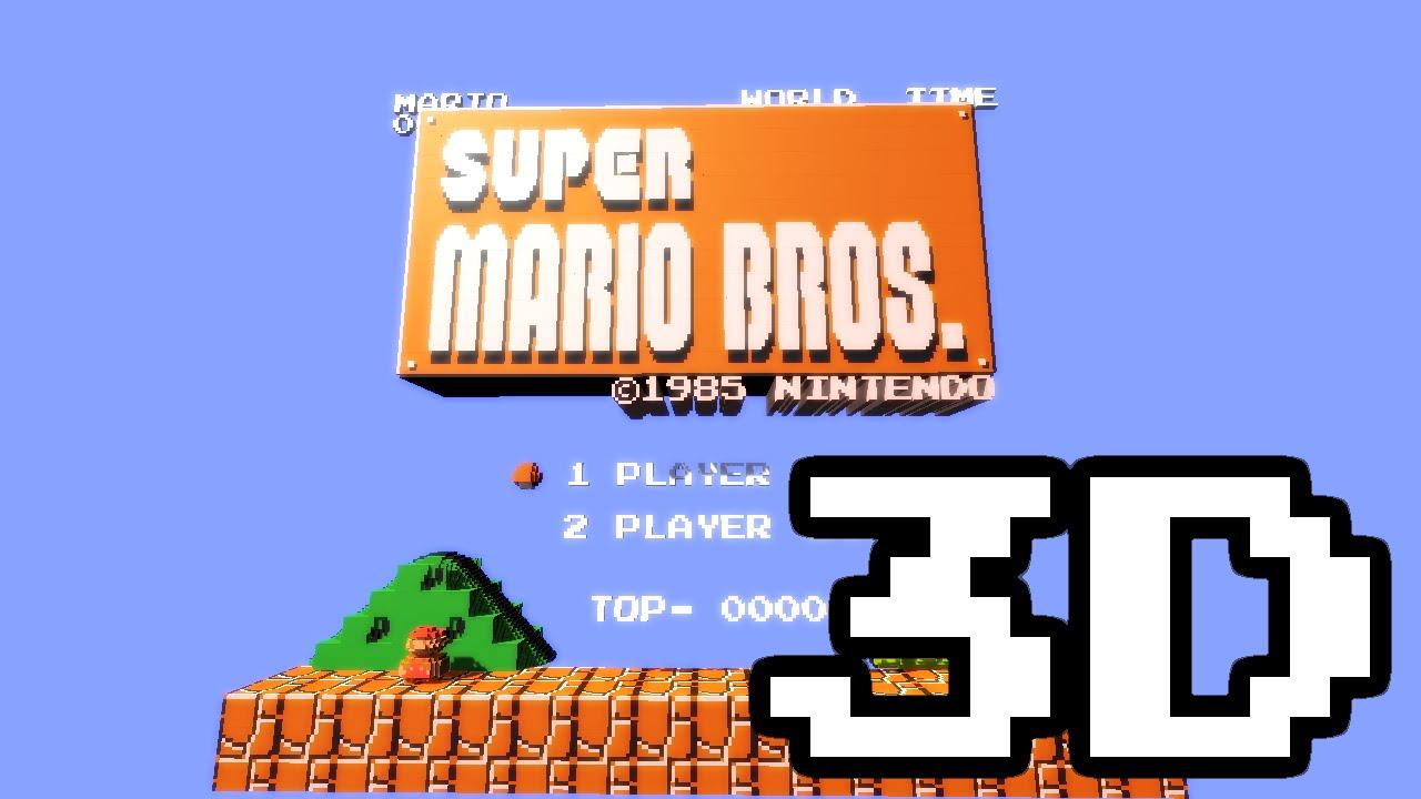 3D NES Emulator!