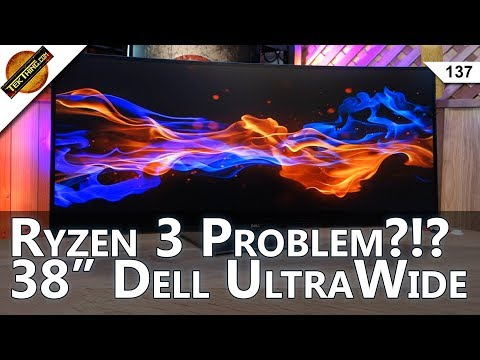 """Ryzen 3 Problem? 38"""" Dell Curved Monitor, Detect Broadpwn? How Do 802.11AC Routers Boost N Speeds?"""