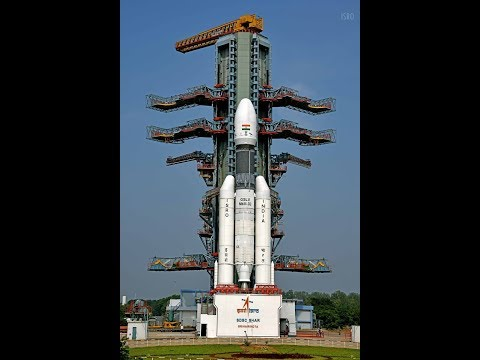 Launch of GSLV