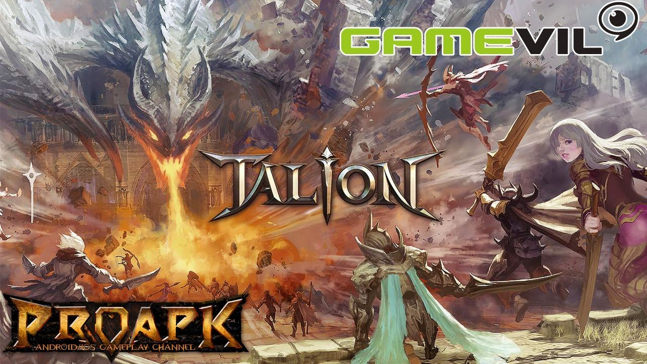 Mobile fantasy MMO Talion may have autobattle, but it doesn't have