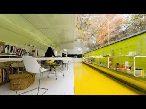 The Amazing Office in Madrid - An Insights HD 2014