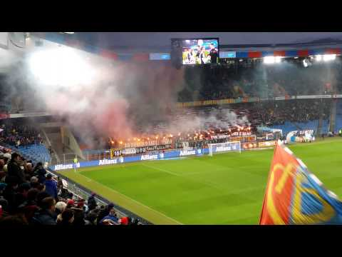 My First Time In St.Jakob Park - Basel - Switzerland