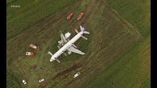 Россия: при аварийной посадке самолета пострадали 74 человека (Interia, Польша). Interia, Польша.