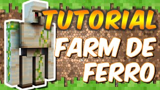 Minecraft Xbox One - Tutorial Farm de Ferro - Eficiente no Survival