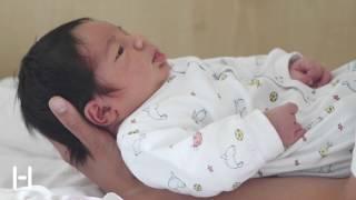 La maternité de l'Hôpital de La Tour