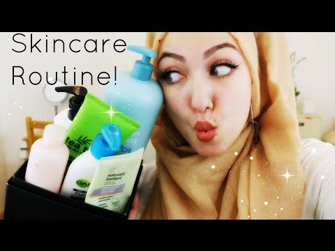 MY SKINCARE ROUTINE! | Makeup removal | Cleansing | Spot treatment.