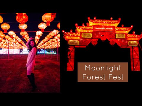 Moonlight Forest Fest - Arboretum Los Angeles