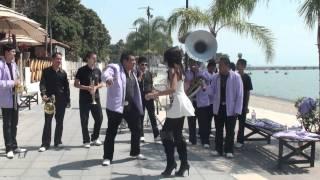 Carolina Portillo y La pequeña banda  La Peinada