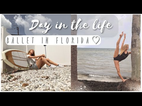 DAY IN THE LIFE // Ballet Summer Intensive in Florida