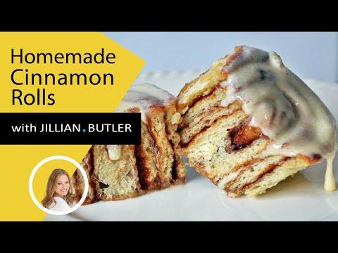 The Best Handmade Cinnamon Roll Recipe Ever