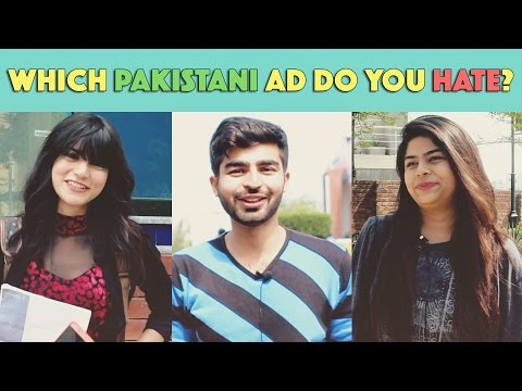 Bolo Pakistan | Which Pakistani Ad Do You Hate? | MangoBaaz