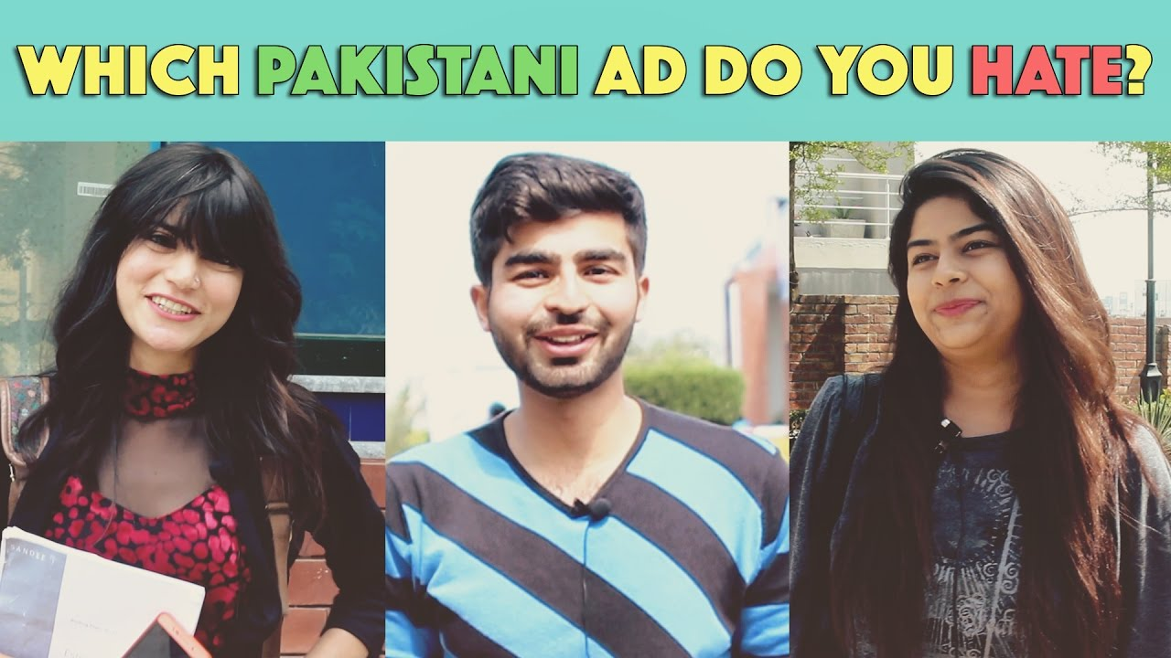 Bolo Pakistan   Which Pakistani Ad Do You Hate?   MangoBaaz