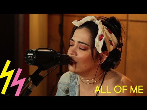 JOHN LEGEND - All Of Me (Sue Ramirez Cover)