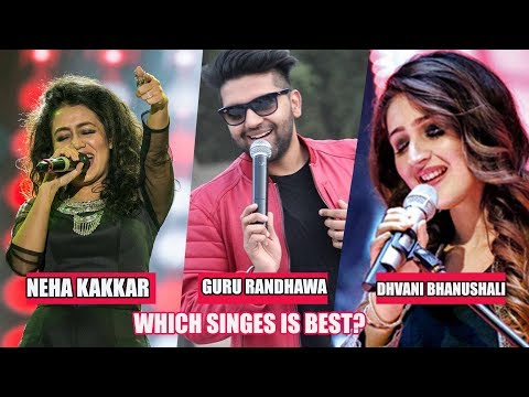 Download Lagu  Who Is Better Singer: Dhvani Bhanushali vs Guru Randhawa vs Neha Kakkar | New Bollywood Songs 2019 Mp3 Free