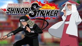 3rd Hokage Hiruzen Is Here? - Naruto to Boruto: Shinobi Striker
